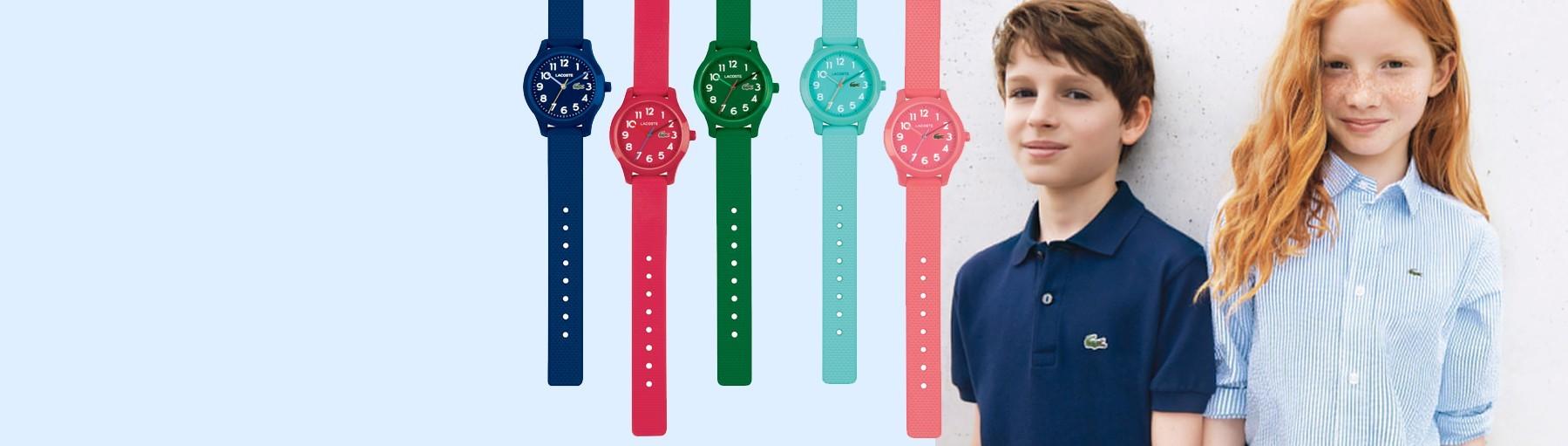 lacoste relojes niños